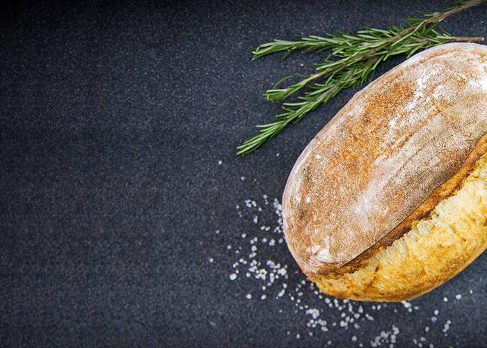 Пшеничный хлеб на заквасе