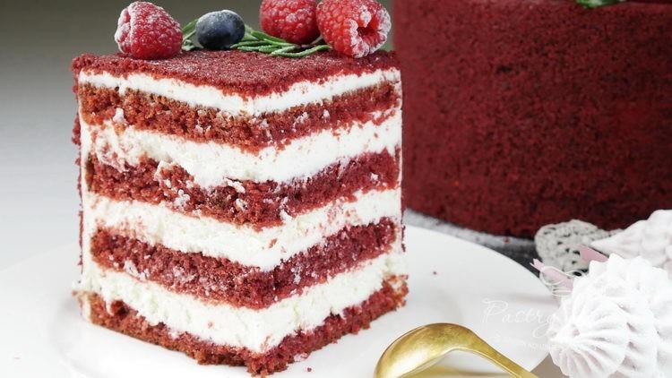 Красный бархат — яркий, насыщенный, популярный…