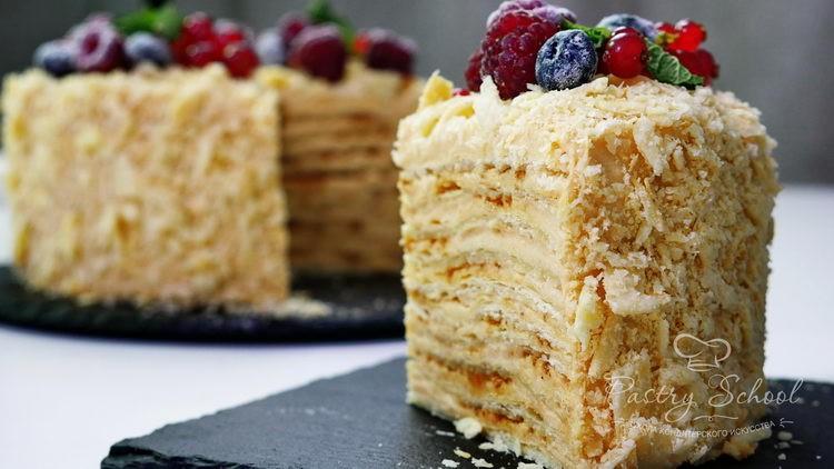 Торт, возвращающий в детство, или Калейдоскоп воспоминаний