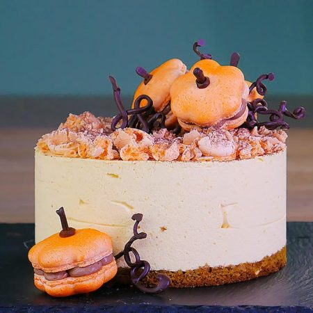 ТОРТ «PUMPKIN CAKE»