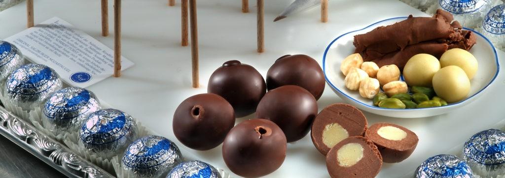 Десерты в именах