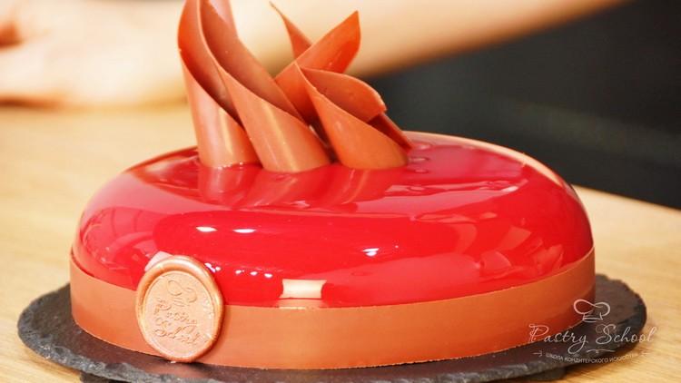 Праздничный торт «Глинтвейн»