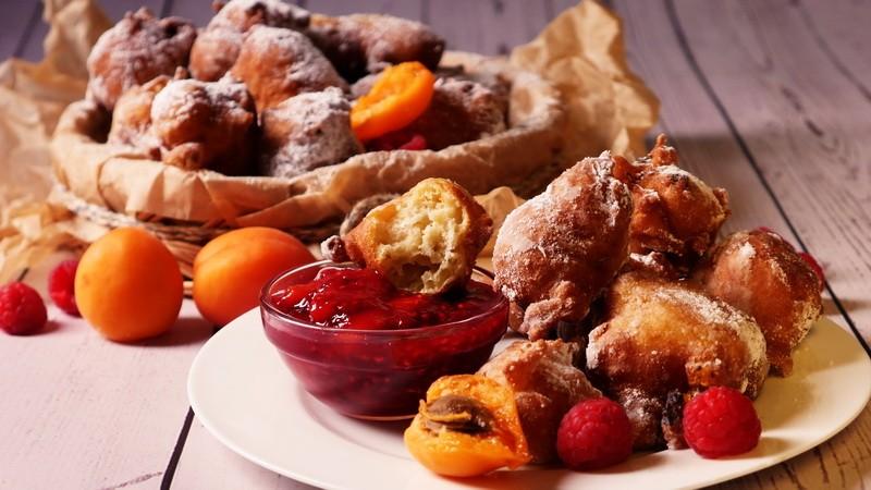 Пончики Буньюэлос — сладкий привет из Испании